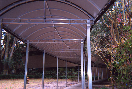 Canopies And Walkways Boree Canvas Unlimited